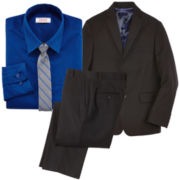 IZOD® Fine Line Suit Separates - Boys 8-20, Slim and Husky