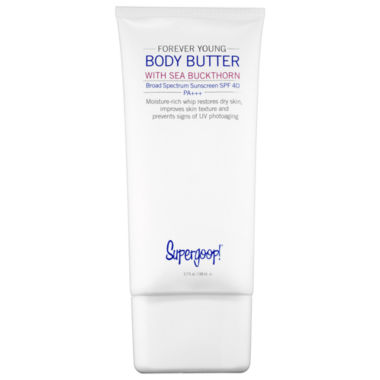 jcpenney.com | Supergoop! Forever Young Body Butter with Sea Buckthorn SPF 40 PA+++