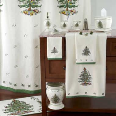 jcpenney.com | Spode® Christmas Tree Bath Collection