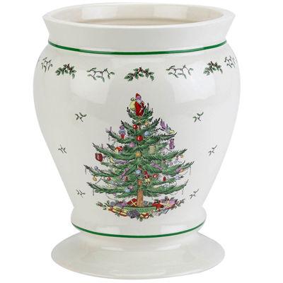 Spode® Christmas Tree Wastebasket