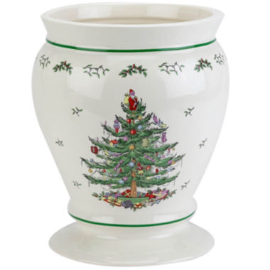 jcpenney.com | Spode® Christmas Tree Wastebasket