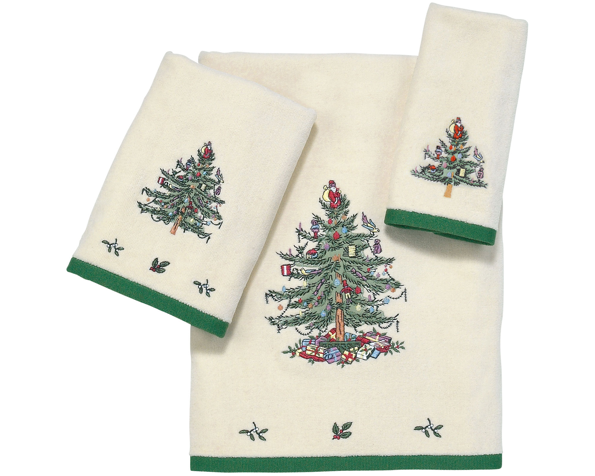 Christmas Towels Buy Christmas Bath Kitchen Hand