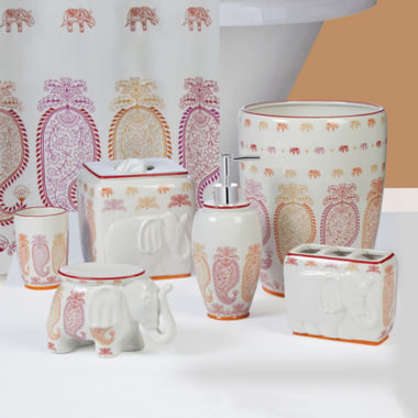 jcpenney.com | Creative Bath™ Silk Road Bath Collection