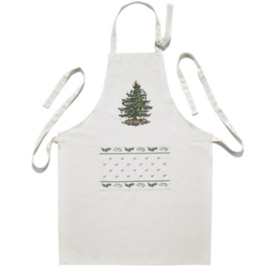 jcpenney.com | Avanti Spode® Christmas Tree Cotton Apron