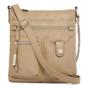 Rosetti® Crossroads Skylar Crossbody Bag