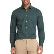 Van Heusen® Long-Sleeve Traveler Stretch Shirt