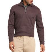 Van Heusen® Spectator Quarter-Zip Pullover