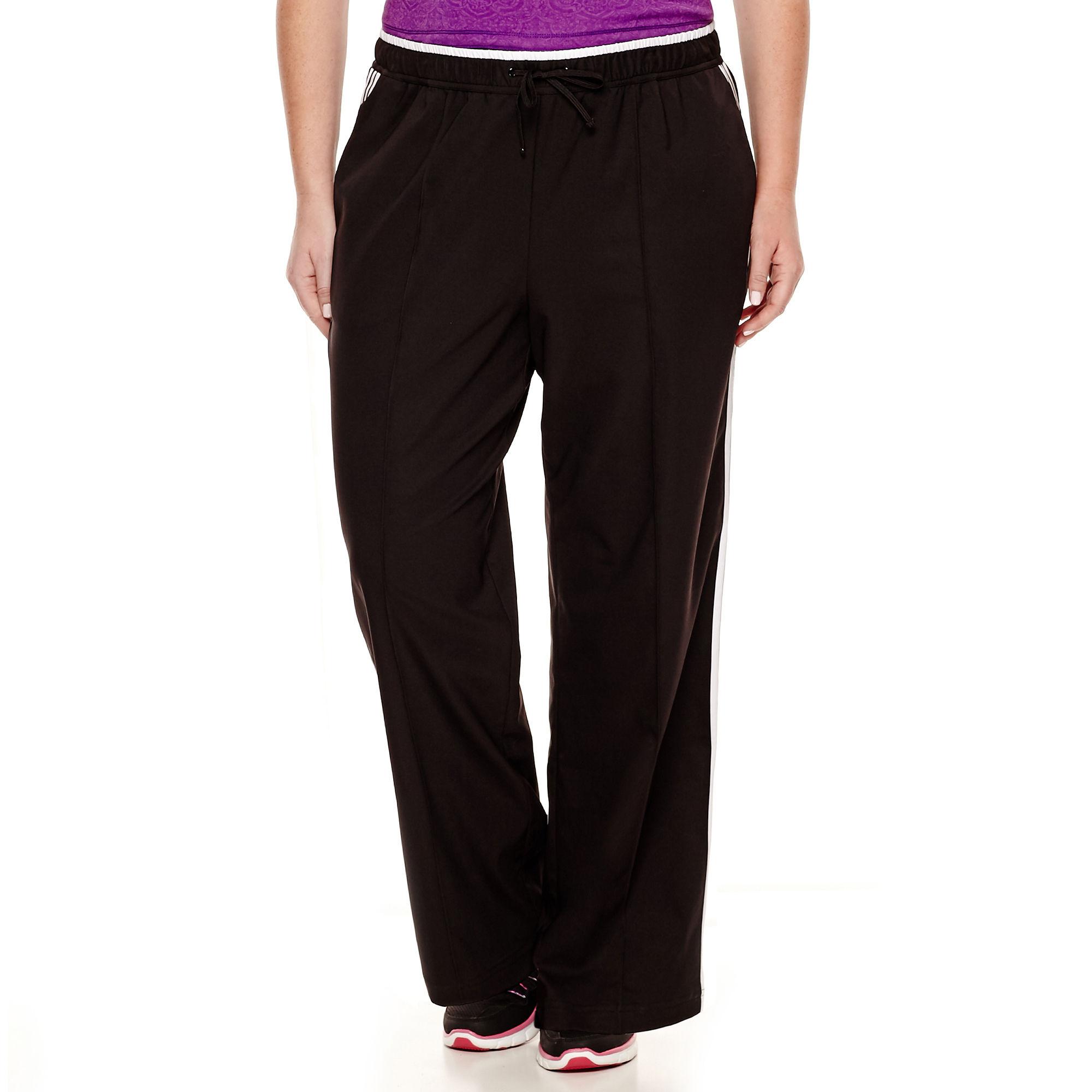 Made For Life™ Woven PIntuck Pants - Plus