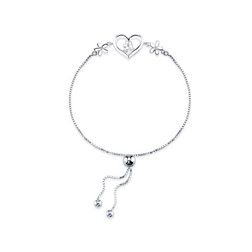 Footnotes Footnotes Womens Charm Bracelet