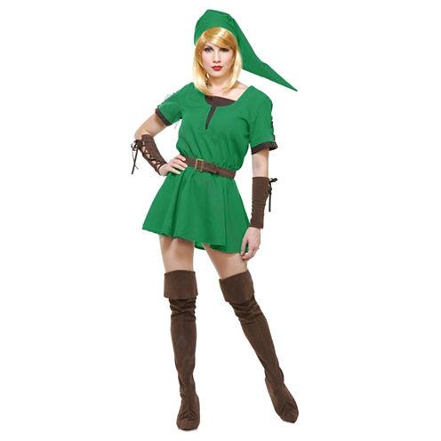 Elf Warrior Princess Adult Costume