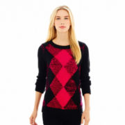 Joe Fresh™ Argyle Sweater