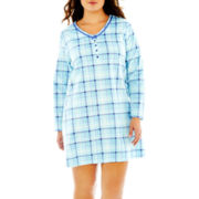 Earth Angels® Microfleece Nightshirt - Plus