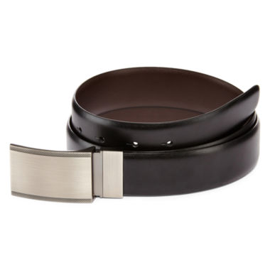 jcpenney.com | Stafford® Reversible Pattern-Edged Belt