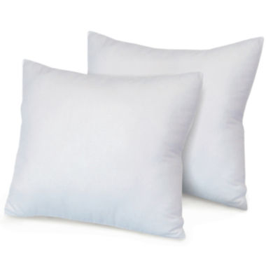 jcpenney.com | SensorPEDIC® Square Euro 2-Pack Pillows