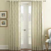 Marquis by Waterford® Hadley Platinum Curtain Panel Pair