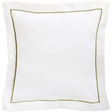 jcpenney.com | Lamont Home® The Palm Square Decorative Pillow