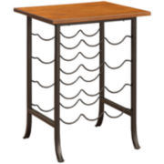 Wesley Wine End Table
