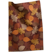 Falling Leaves Dish Towel