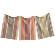 Autumn Harvest Set of 3 Dish Towels