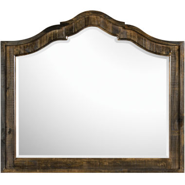 jcpenney.com | Nashville Rustic Pine Mirror
