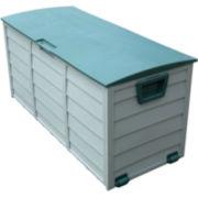Stalwart™ Heavy-Duty Outdoor Storage Box