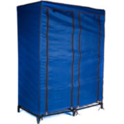 Trademark Home™ Portable Closet with 4 Shelves