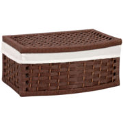 Household Essentials® Paper Rope Basket
