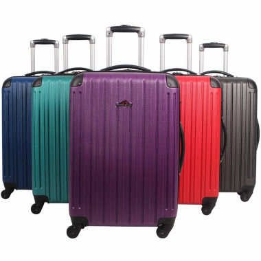 jcpenney.com | Pinnacle Hardside Spinner Luggage