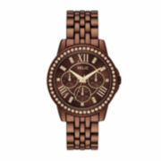 Relic Womens Brown Bracelet Watch-Zr15852
