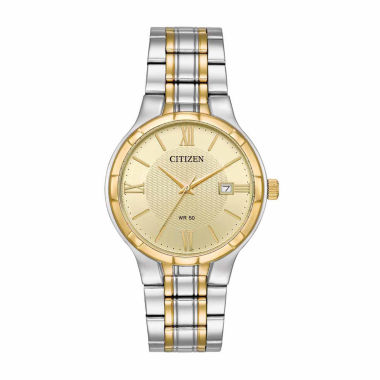 jcpenney.com | Citizen Mens Two Tone Bracelet Watch-Bi5024-54p