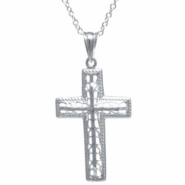 jcpenney.com | Silver Treasures Womens Sterling Silver Pendant Necklace