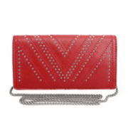 Olivia Miller Vivica Multi Studded Crossbody Bag