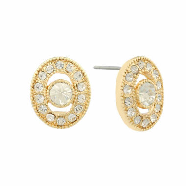 jcpenney.com | Monet Jewelry White Stud Earrings