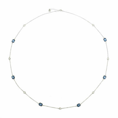 jcpenney.com | Monet Jewelry Womens Blue Strand Necklace