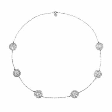 jcpenney.com | Liz Claiborne Womens Clear Strand Necklace