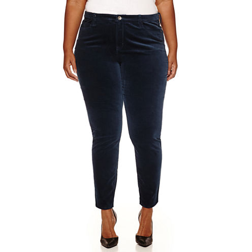 Stylus Skinny Fit Trousers Plus