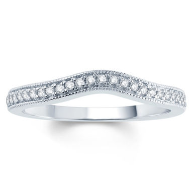 jcpenney.com | 1/6 CT. T.W. White Diamond 10K Gold