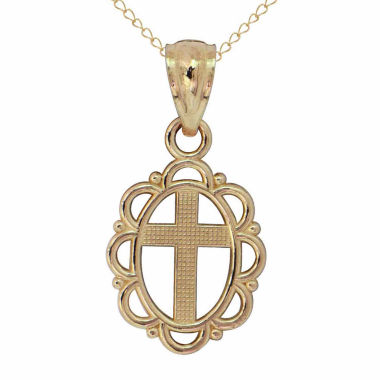 jcpenney.com | Girls 14K Gold Pendant Necklace