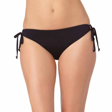 jcpenney.com | a.n.a® Side-Tie Keyhole Hipster Swim Bottoms