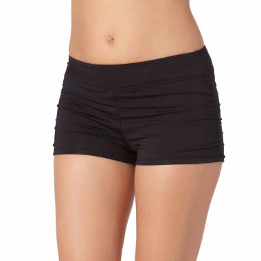 jcpenney.com | a.n.a® Side-Shirred Boyshorts