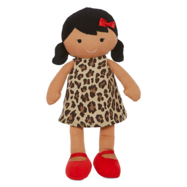 jcpenney.com | Carter's® Cheetah-Print Doll