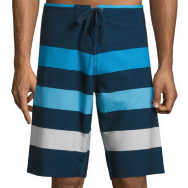 jcpenney.com | Burnside Stripe Board Shorts