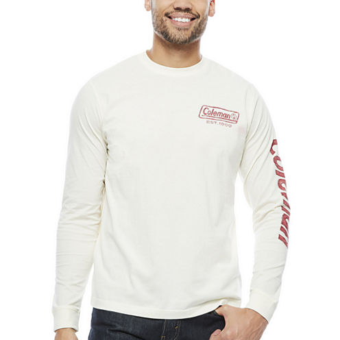 Coleman Long Sleeve Crew Neck T-Shirt