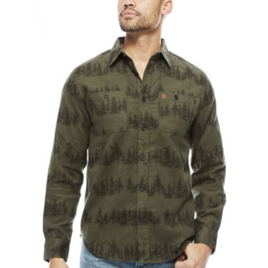 jcpenney.com | Coleman Button-Front Shirt