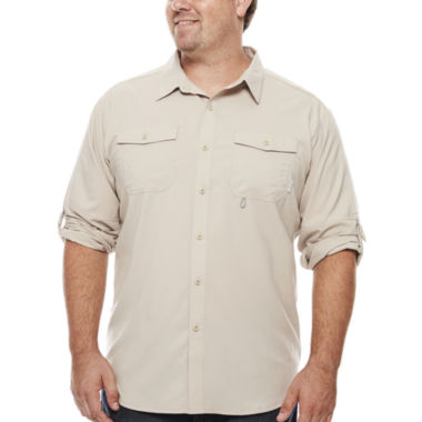 jcpenney.com | Columbia Button-Front Shirt-Big and Tall