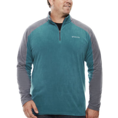 jcpenney.com | Columbia Quarter-Zip Pullover Big and Tall