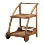 Patio Serving Cart