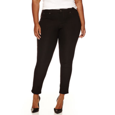 jcpenney.com | Ymi Skinny Fit Slim Pants-Juniors