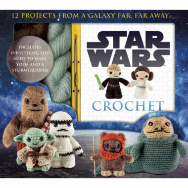 jcpenney.com | Kids Star Wars® Crochet Kit