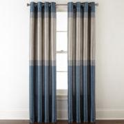 Studio™ Quintet Lined Grommet-Top Curtain Panel